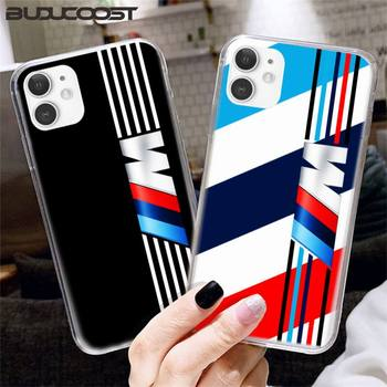 Riccu Top car BMW Phone Case For iphone 11 Pro11 Pro Max X 8 7 6 6S Plus 5 5S SE cass image