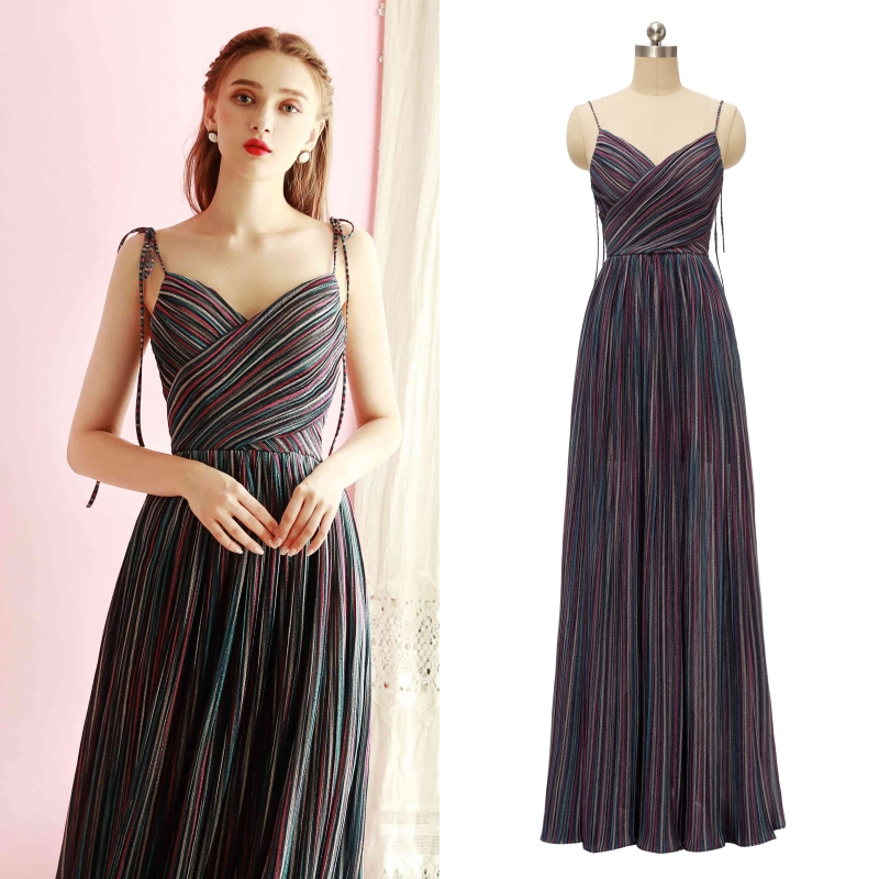 GOOD MATERIAL REAL PHOTO Dress Evening Dress Wedding Party Dress Beach Women Plus Size Cheap Factory Price Sexy
