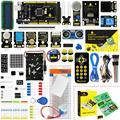 Обновленная версия Keyestudio Super Starter Kit с платой Mega2560R3 (USB Серийный чип CP2102) для Arduino Starter Kit + Tutorial