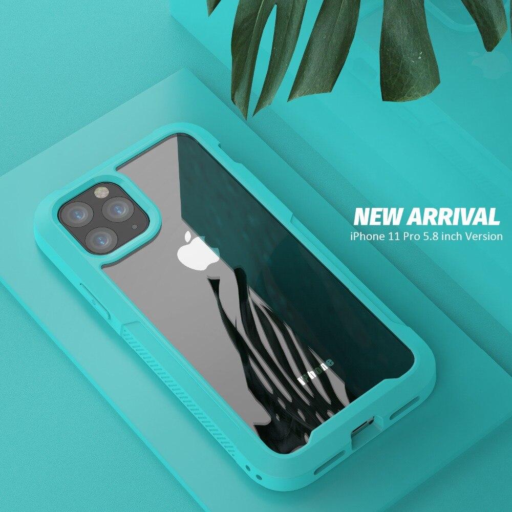 iPhone 11 タフケース ミリタリー