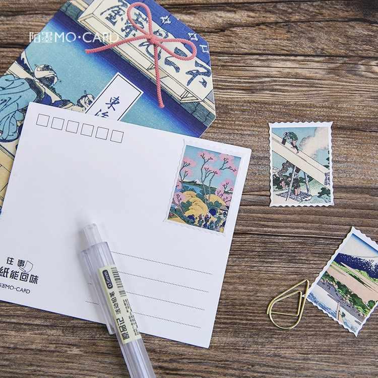 Paquete de 40 Uds de pegatinas de juguete de isla japonesas para Estilismo de coches, pegatinas divertidas de teléfono para motocicleta, portátil, equipaje de viaje
