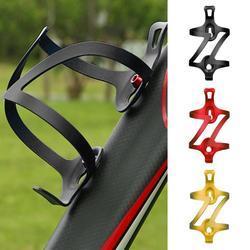 Uchwyt na bidon do roweru uchwyt na klatki stojak na rower górski ze stopu aluminium składany stojak na rowery akcesoria rowerowe w Uchwyty na bidon rowerowy od Sport i rozrywka na