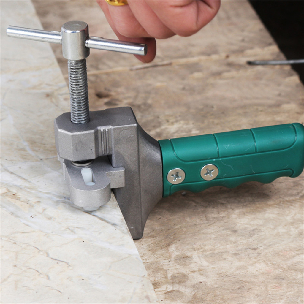 Original ISHOWTIENDA Glass Tile Opener Large Wheel Multi-Function Durable Roller Cutter High Quality Dropshipping 40