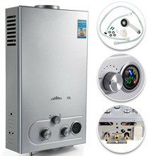 12л бытовой газовый нагреватель водонагреватель котел LPG пропан 24 кВт