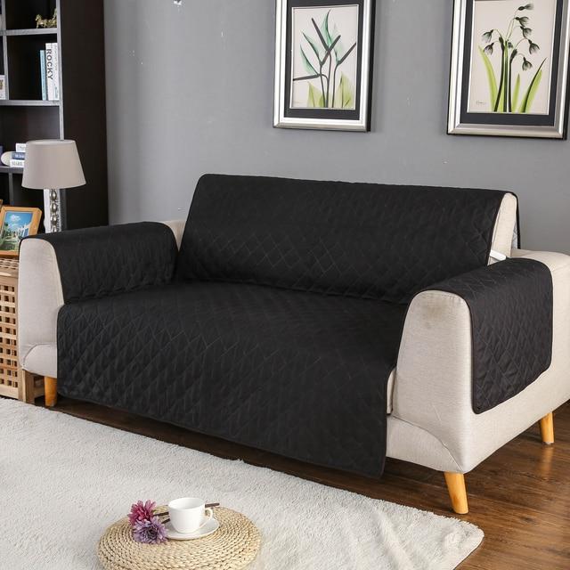 โซฟาสำหรับห้องนั่งเล่น Protector ที่นอนเก้าอี้โซฟาที่นั่งยืด Futon recliner Slipcovers มุม Lounge