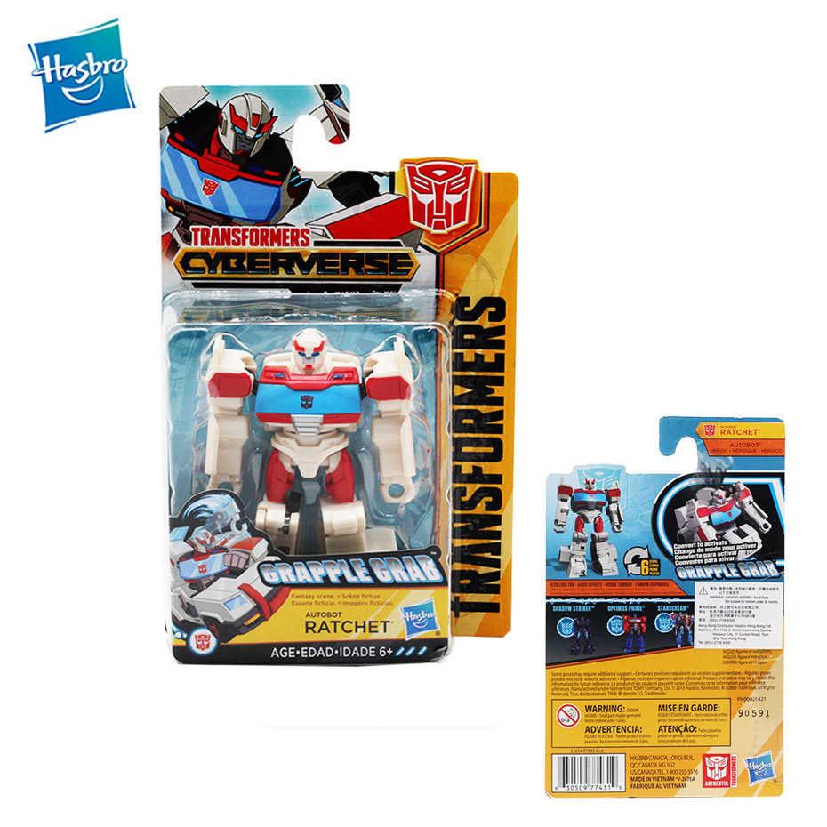 חדש הסבר רובוטריקים סייברטרון האגדי חזק סדרת Optimus ראש הורנט הפיכת רובוט צעצוע