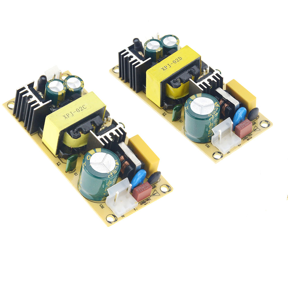 1PCS AC-DC <font><b>12V</b></font> 3A 24V 1.5A 36W Switching Power Supply <font><b>Module</b></font> Bare Circuit <font><b>220V</b></font> <font><b>to</b></font> <font><b>12V</b></font> 24V Board For Replace Repair 12V3A 24V1.5A image