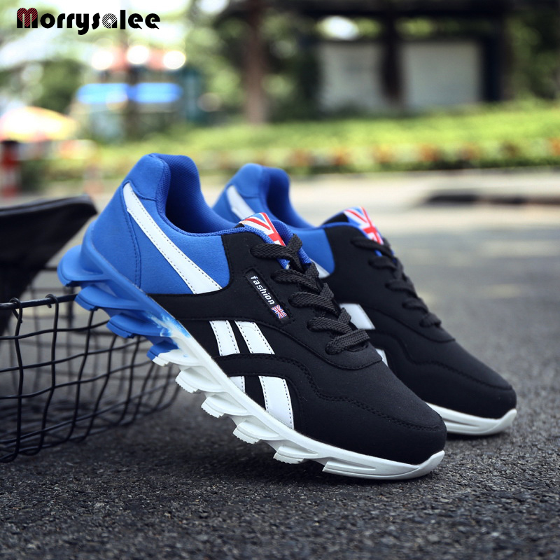 Sneakers Non-slip Large Size Casual Shoes Fashion Comfortable Cushioning Shoes Comfortable Male Running Shoes New Arrival
