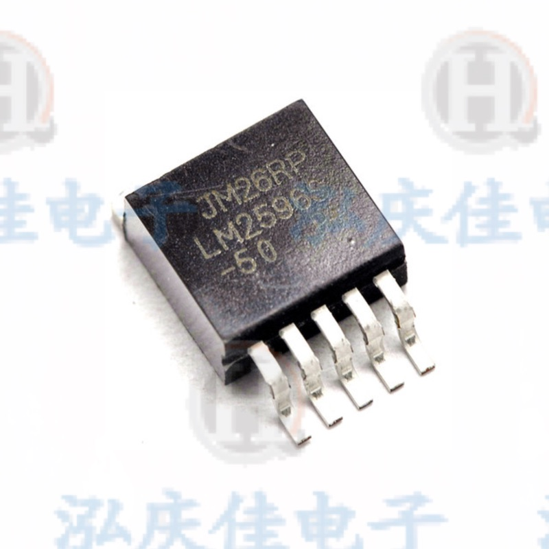 10 шт./лот LM2596S-5.0 LM2596S LM2596 стабилизатор напряжения, преобразователь 5V 3A-263 напряжение-регулятор трубка оптовая продажа