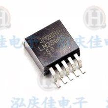 10PCS/Lot LM2596S-5.0 LM2596S LM2596 REG BUCK 5V 3A TO-263 Voltage-Regulator Tube Wholesale