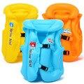 Детский надувной спасательный жилет swimsui Baby, плавающий купальник, плавучий надувной жилет для детей 2-6