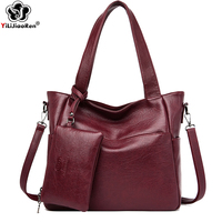 Luxury Handbags Women Bags Designer High Quality Leather Tote Bags for Women New Elegant Shoulder Bag Women Bolso Mujer SAC 2019