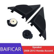 Новая треугольная Колонка Baificar, автомобильная звуковая труба, Обшивка двери, твитер, динамик для Honda Accord 2008-2013 8-го поколения