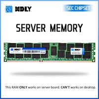 RAM HDLY DDR3 1 GB 2GB 4GB 8GB 16GB 32GB de memoria de servidor 1333MHz 1600Mhz 1866Mhz REG ECC 2011 de 1366 pin CPU x58 x79 placa base dimm