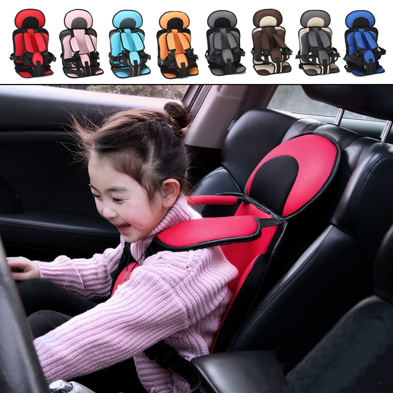 Large child seat child seat and baby sofa simple child seat multicolored car portable child cushion