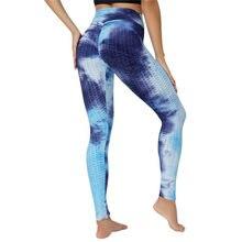 Pantalon de Yoga taille haute, collants de Sport Anti-Cellulite, Push Up, Fitness, course à pied pour femmes