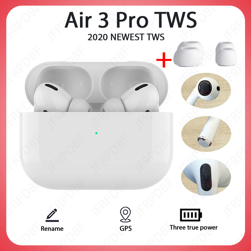 Original Air 3 Pro TWS 1:1 In Ear Blutooth Earphone Mini Wireless Sport Headset Headphones Stereo Earbuds Elari Auriculares Aire