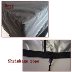 Image 3 - Outdoor garten möbel regenschutz outdoor terrasse tische und stühle wasserdichte abdeckung sofa regen und schnee abdeckung staub abdeckung