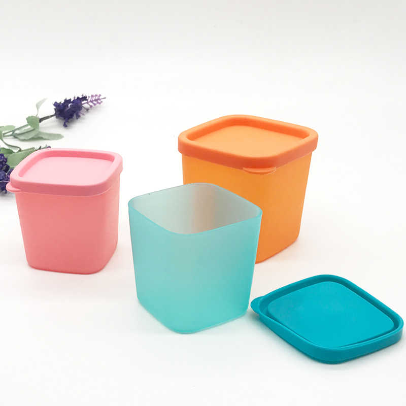 1PC Multi-function Mini Refrigerator Crisper Storage Box  Kitchen Food Storage Case Gadget Kitchen Fruit Vegetable Container
