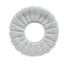 Зимнее сиденье для унитаза уплотнительное кольцо для унитаза сиденье для унитаза универсальная подушка для унитаза мягкое сиденье для унитаза подушка