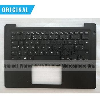 Cubierta superior Original para Dell Vostro 5481, Palmrest con teclado PTXV1 0PTXV1...