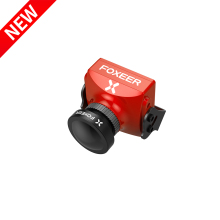 חדש הגעה Foxeer Falkor 2 FPV מצלמה 1200TVL CMOS 1/3 4:3 16:9 PAL/NTSC להחלפה G WDR DC 5 40V עבור Multirotor מירוץ Drone