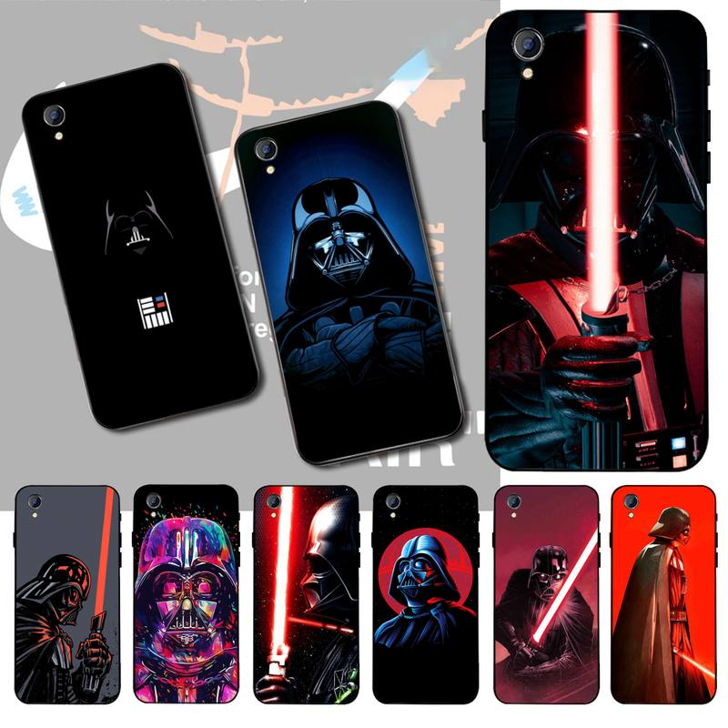 CUTEWANAN Star Wars Darth Vader Coque Shell Phone <font><b>Case</b></font> For <font><b>Vivo</b></font> Y91c <font><b>Y17</b></font> Y51 Y67 Y55 Y93 Y81S Y19 V17 vivos5 image