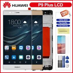 ЖК-дисплей 5,5 дюйма для Huawei P9 Plus, ЖК-дисплей, сенсорная панель, дигитайзер в сборе, замена экрана для Huawei P9Plus