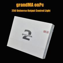 Aile de commande Grand Ma2 Fade, Wysiwyg Arkaos Avilites Onpc MA2 Artnet, Dongle USB 256, déverrouillage universel
