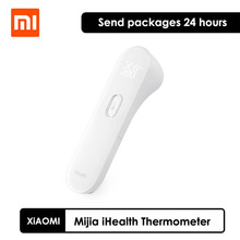 Xiaomi Mijia iHealth Thermometer Hand Accurate Digital Fever Infrared Clinical Thermometer Non Contact Measurement LED Shown
