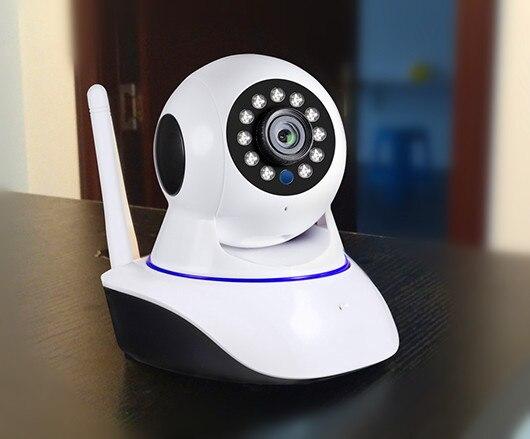 Smart Life Night Vision Wifi IP Camera 720P 1080P Mini Indoor Wireless Security Home CCTV Surveillance Camera 1MP 2MP