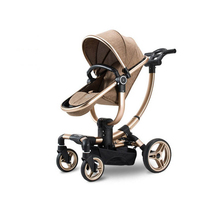 2019 new high view baby stroller 3 in 1 multi-function Newborn baby