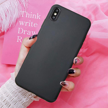 luxury matte silicone case for Asus Zenfone ZE550ML Z008D Z00AD ZE552KL Z012DE ZB450KL ZE601KL ZE600KL ZE551ML soft cover image