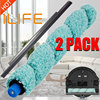 Floor Washing Robotic Cleaner Main Brush & Scraper Replacement for ilife W400 Floor Washing Robot Parts Accessories