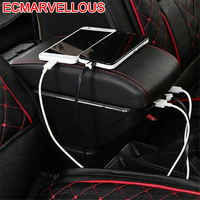 Automovil Modification Automobile Accessory Upgraded Accessories Auto Arm Rest Car Styling Armrest 18 19 FOR Citroen Elysee