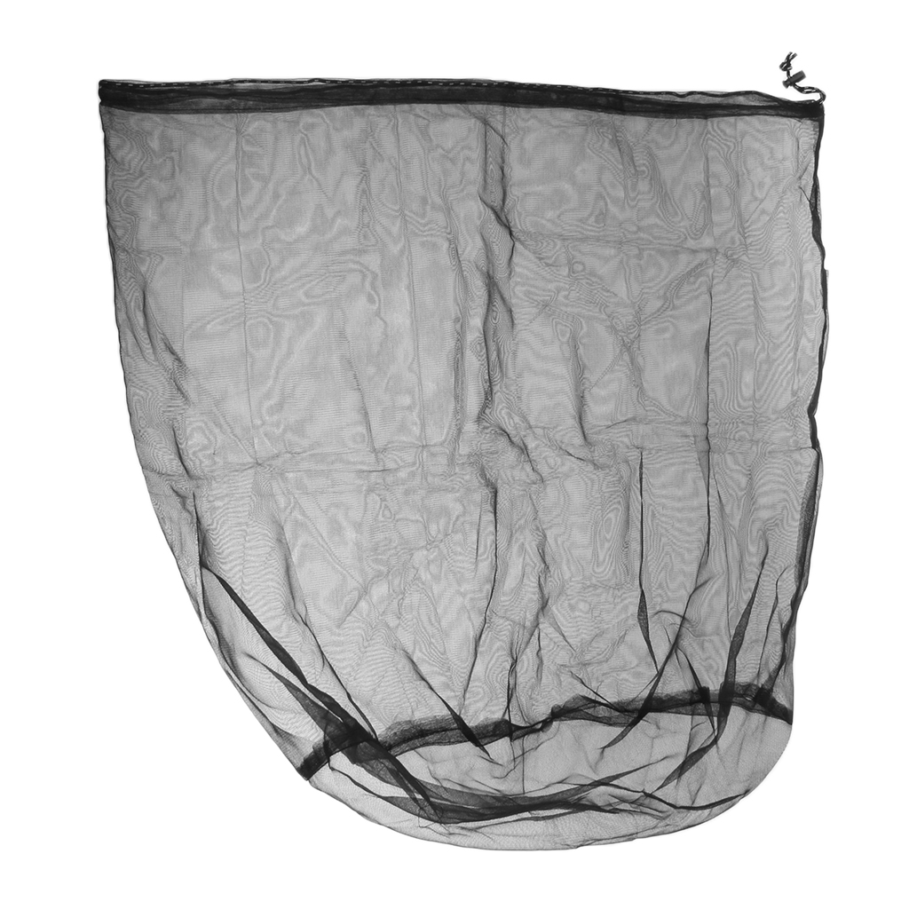 Outdoor Net Mesh Stuff Sack Storage Hanging Air Dry Sleeping Bag For Camping 65*50 Cm