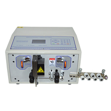 SWT508C-II автоматическое управление пилинг машина провода зачистки машина/электрический кабель зачистки/провод зачистки труборез