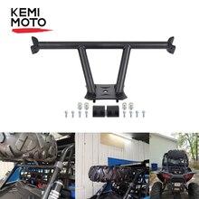 KEMIMOTO porta neumáticos para Polaris RZR XP 1000, para Polaris RZR XP Turbo, 2 puertas y 4 puertas, negro