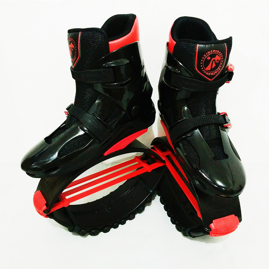 Adults Jumping Sports Shoes Slimming Sneaker Man Woman Bouncing Sport Fitness Shoes Saltar Toning Patines Wedge Daily Fit Jump