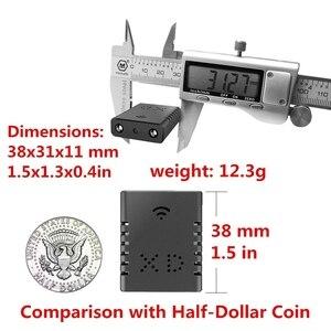 Image 5 - HD Mini Wifi Nanny Smart Kamera IR Cut Cloud Speicher IP/AP AI Menschliches Detection Fern Alarm Camcorder max Unterstützung 128G