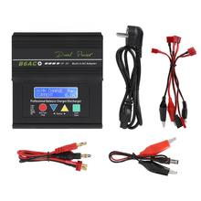 IMAX B6AC 80W Battery Charger LiPo LiFe Li-Ion NiCd NiMh Battery Lipro RC Balance Charger Digital Power Adapter EU Plug 220V 80W цена в Москве и Питере