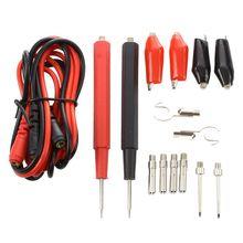Многофункциональный кабель-банан, измерительный кабель, щуп, испытательный провод