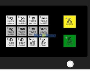 Image 5 - XC809T 2/3/4/5/6 Axis Multifunctional Lathe CNC System Controller with Tool Magazine support G code ATC FANUC Digital Spindles