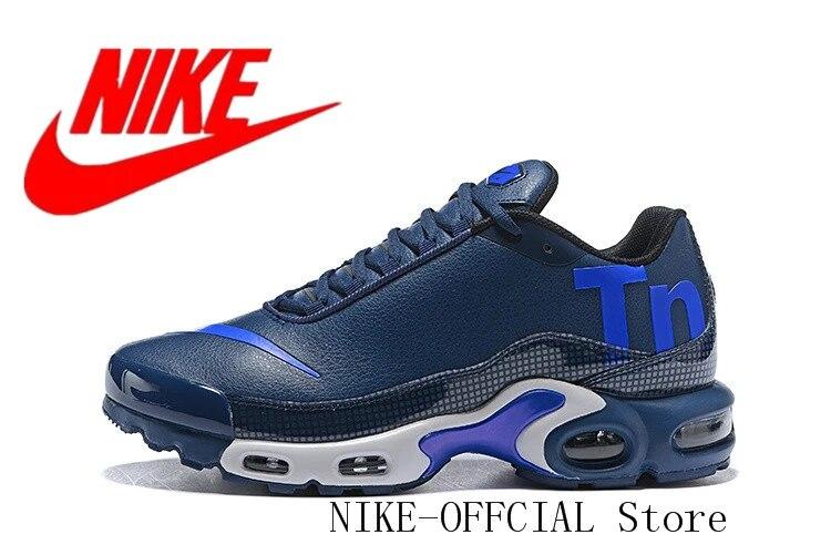 Ocurrencia Festival Oeste  Original Nike Air Max Plus Tn hombres es esencial corriendo Zapatos de  deporte al aire libre transpirable zapatillas de deporte|Zapatillas de  correr| - AliExpress