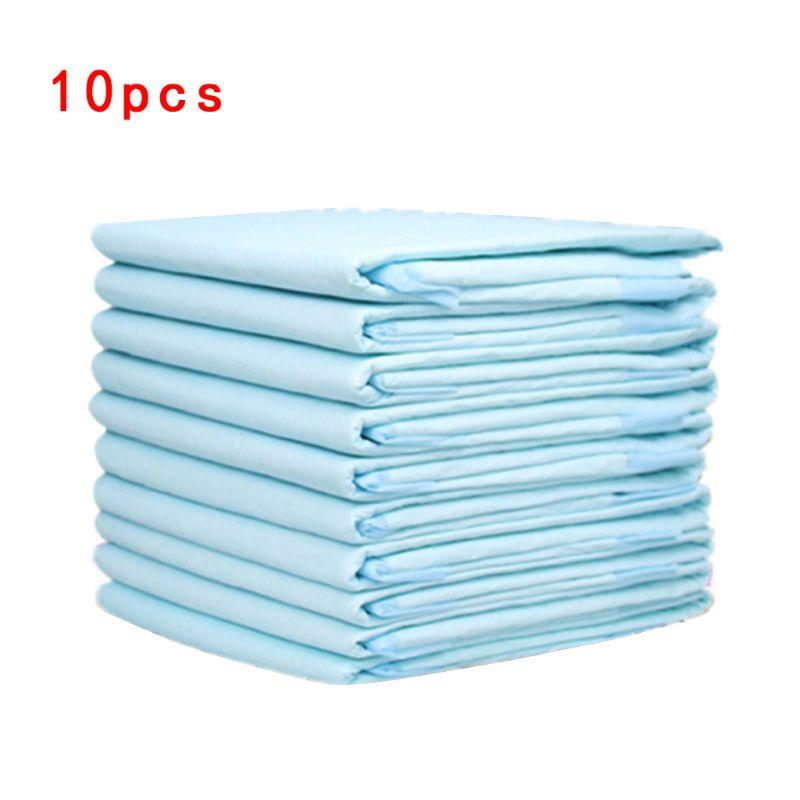 Облегченная тонкая секция Подушечка для ухода за взрослыми для пожилых людей с одноразовыми подушечками для кормления подгузники 60*90 см