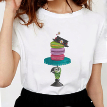 New Summer Mary Poppins T-shirt Women Funny t shirts Women P