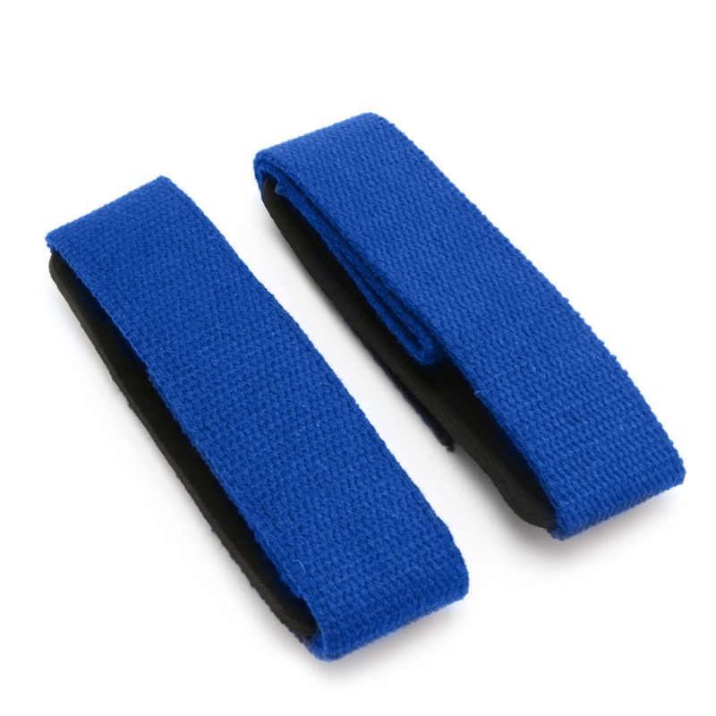 Pro Gym Training Weight Lifting Powerlifting Hand Wraps Wrist Strap Support New