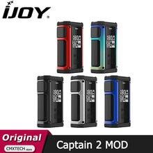 IJOY – Cigarette électronique Captain 2 Mod, 180W, pour Ijoy Captain V Subohm Tank Captain 2