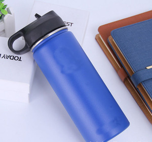 Image 5 - 320z/40oz solid single color Flask logoed Double Walled Vacuum Insulated Stainless Steel Water Bottle pls comment 32oz or 40oz