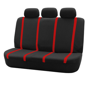Image 5 - O SHI CAR Fashion Sports Style Automobile Seat Cover Universal Fabric Chairs Protective Sleeve Auto Seats Case Cars Accessories
